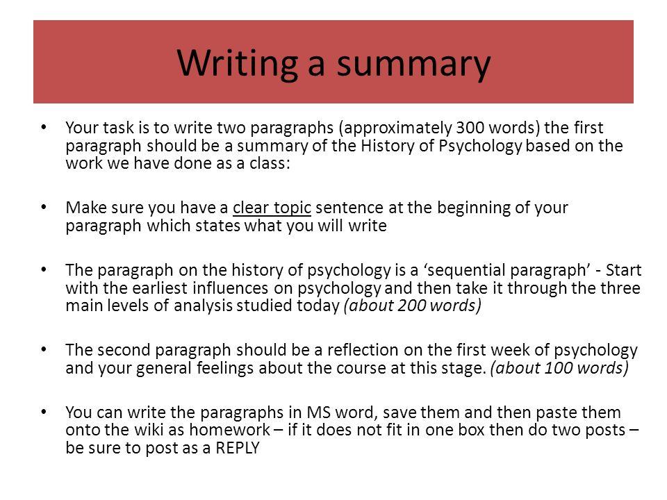 free psychology homework help