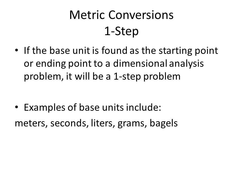 Dimensional Analysis The proper way to show the conversion between – Dimensional Analysis Problems Worksheet