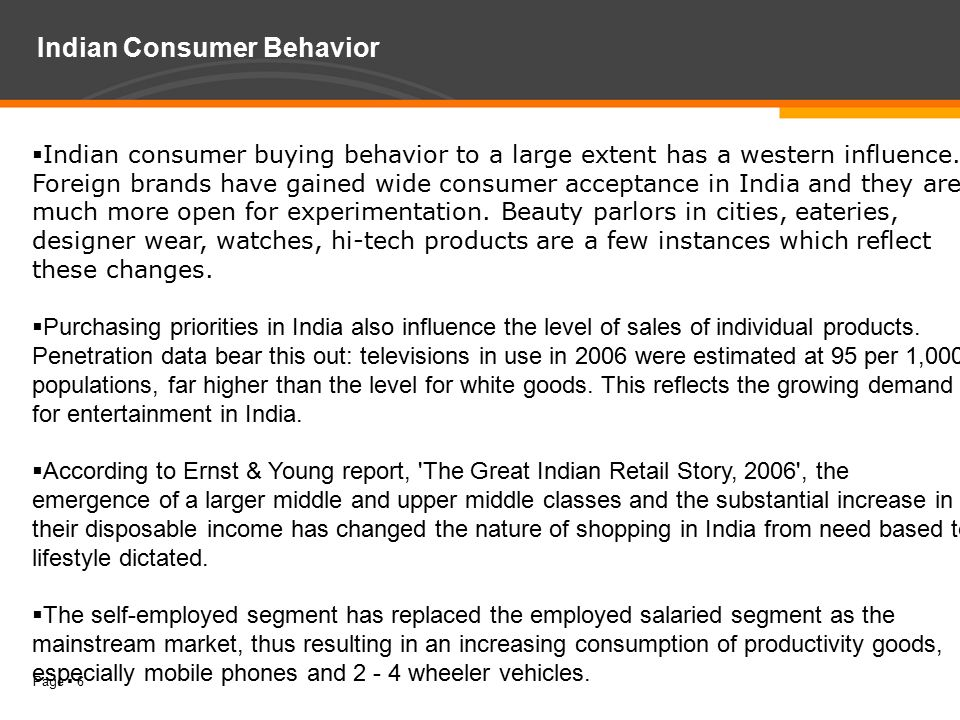 research paper on consumer behaviour for four wheeler