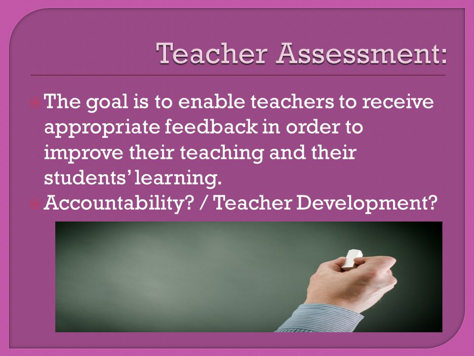  Talk to your clinical teacher about how he/she is assessed.