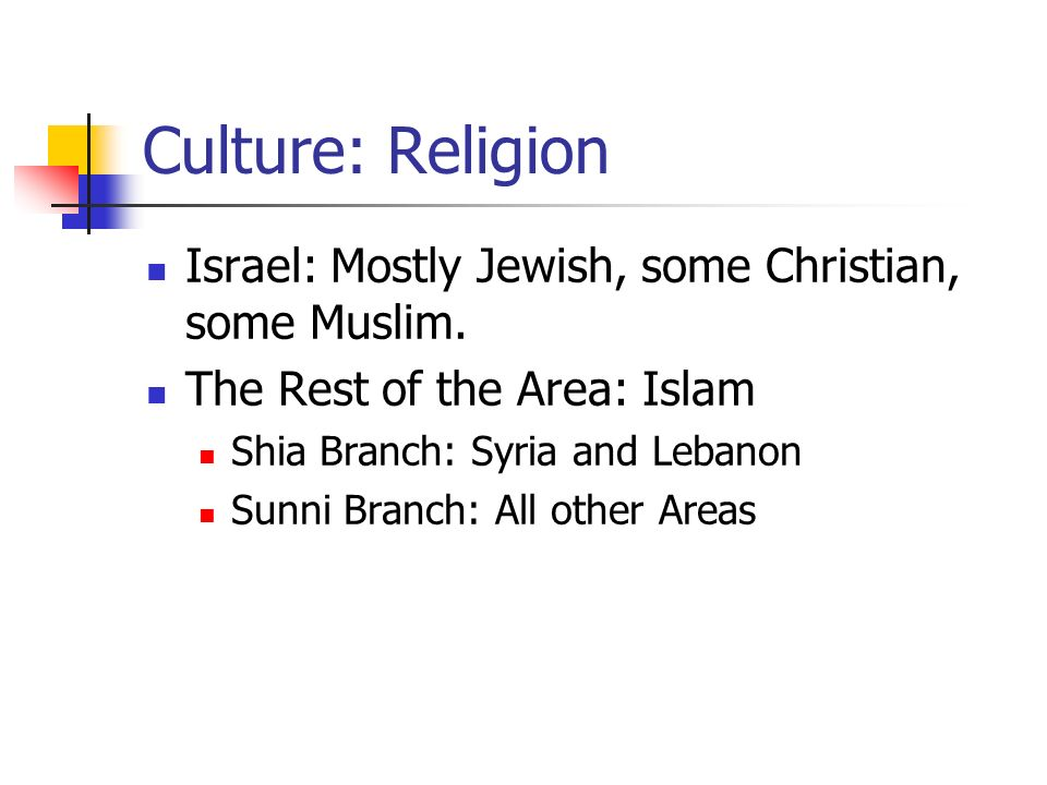 The eastern mediterranean unit 4 the people ethnicity israel 80 culture religion israel mostly jewish some christian some muslim sciox Image collections