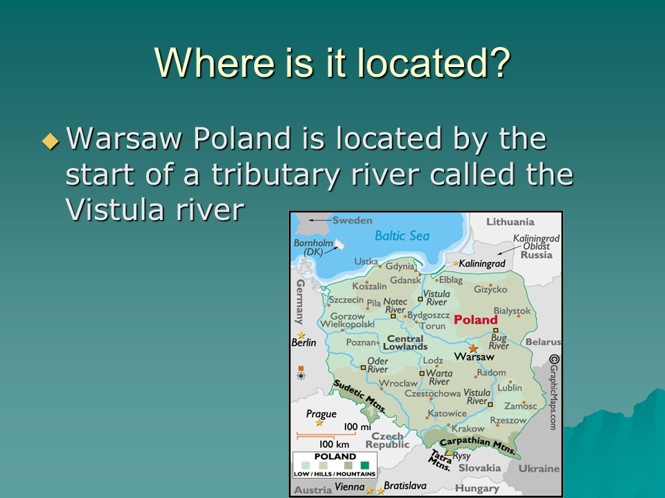 Warsaw Poland PeterNeururer Where Is It Located Warsaw Poland - Where is warsaw