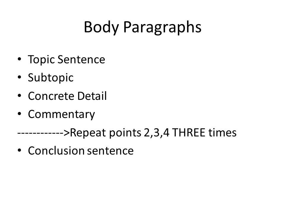 sentences paragraphs The paragraph is the most important unit of a well-written essay the paragraph has a specific structure and standards that make it eff.