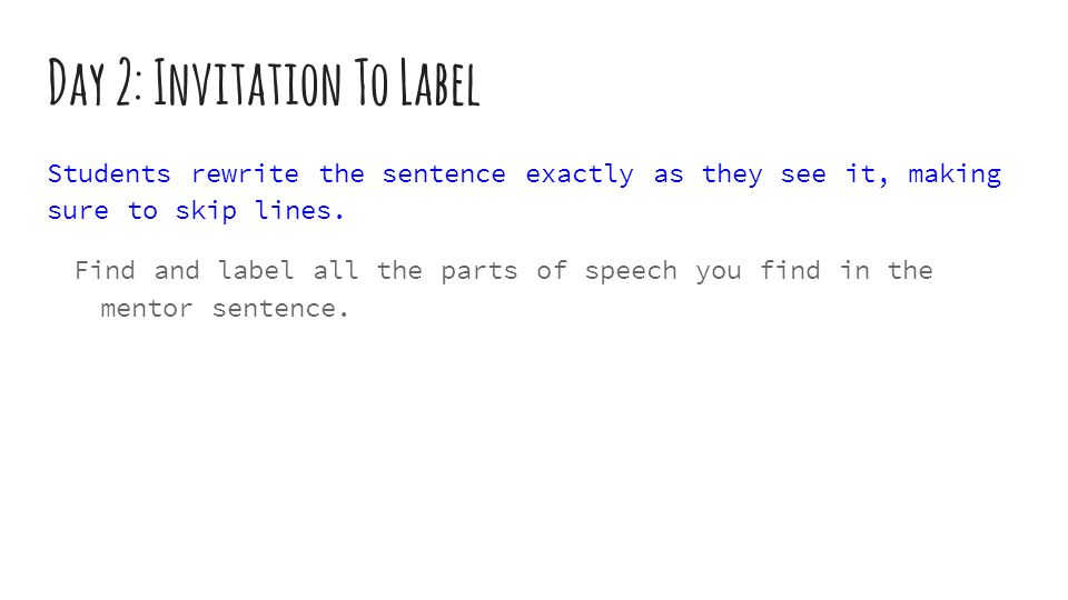 Rewrite the sentence