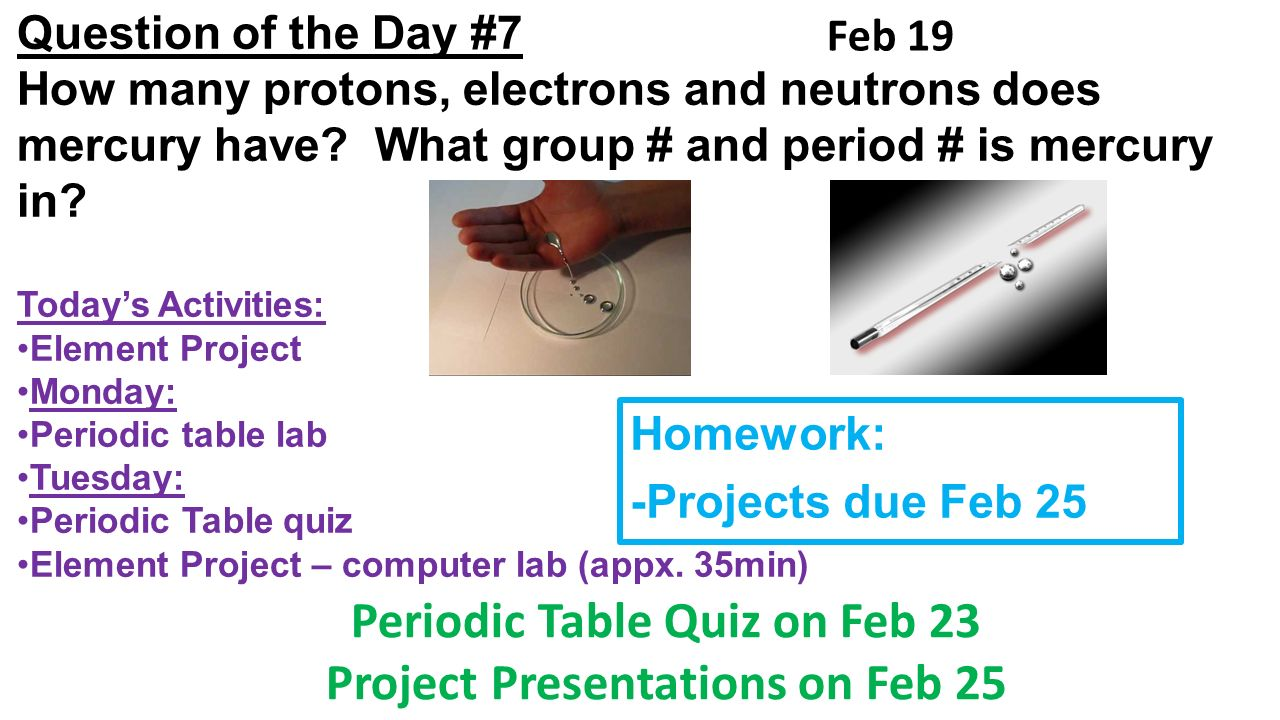 How many periods does the periodic table have images periodic no qd today todays activities star testing chemistry vocab feb 1 question of the day 7 gamestrikefo Images