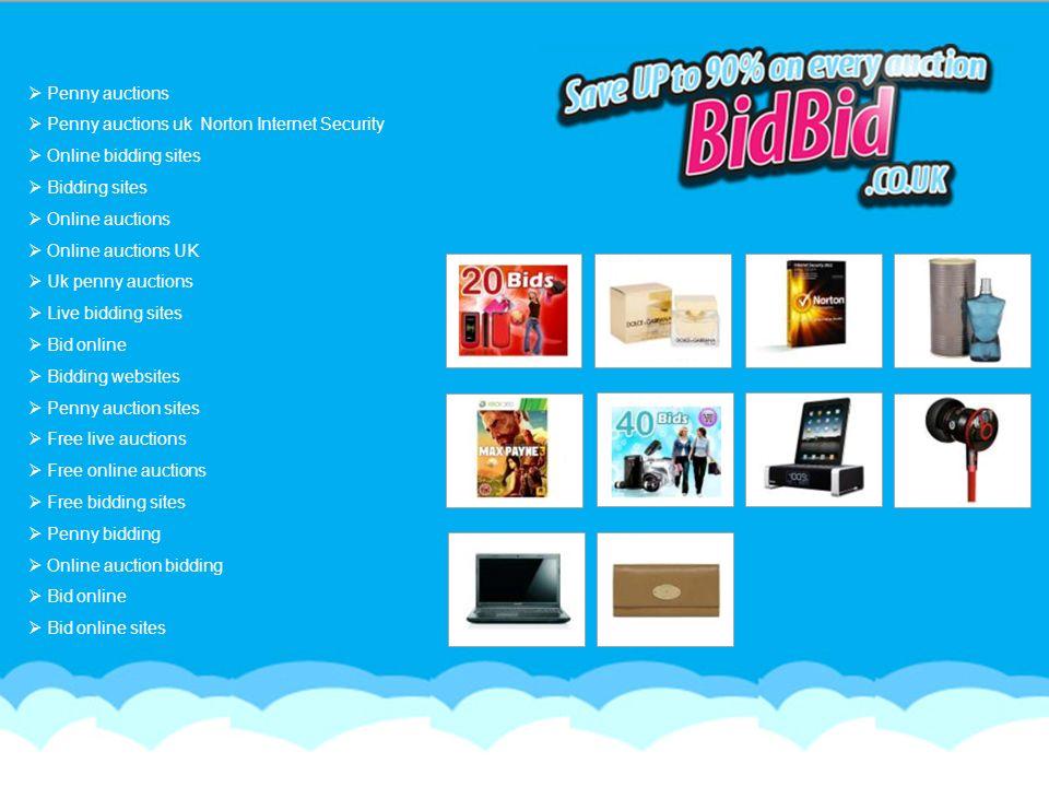Online presentation websites