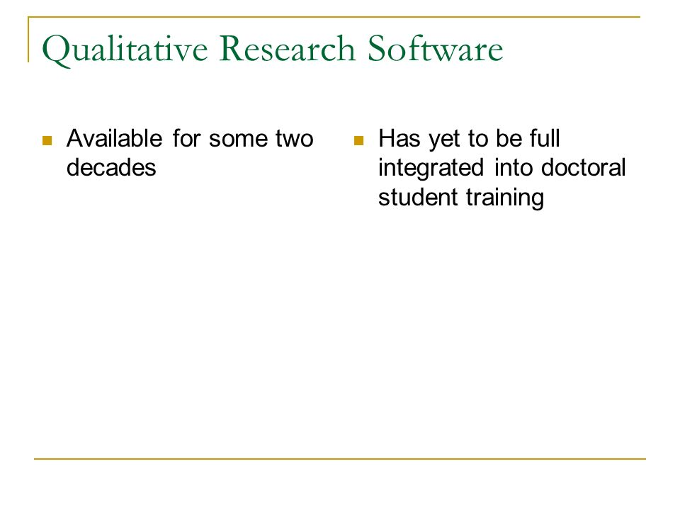 qualitative research in dissertations Pcom psychology dissertations student dissertations, theses and papers 2002 becoming visible : a qualitative analysis of rationale for qualitative research.
