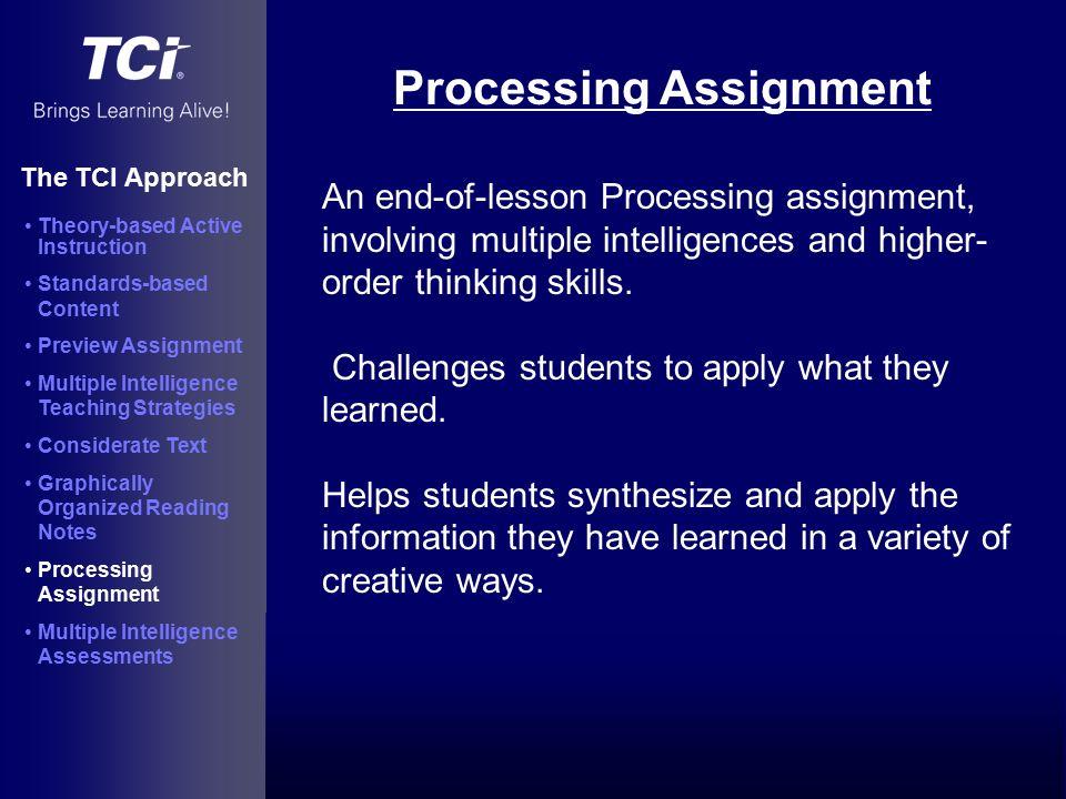 Teachers Curriculum Institute Welcome The TCI Approach consists – Teachers Curriculum Institute Worksheets