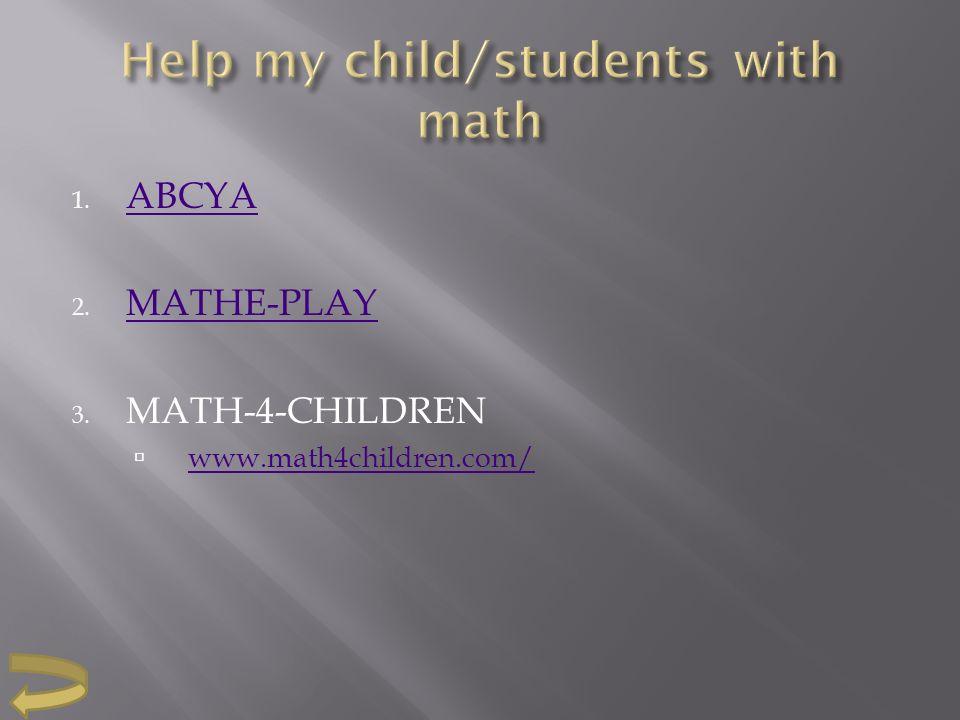 Dorable Math 4 Children Com Inspiration - Math Worksheets - modopol.com