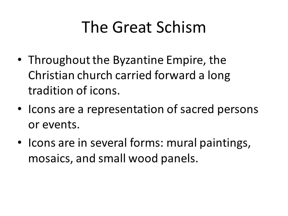 the great schism The first great schism was one of the first splits between followers of the jedi order and those who refused to follow the jedi hierarchy's dictates to its contemporaries it was a conflict without name, and known as the great schism by historians that followed.