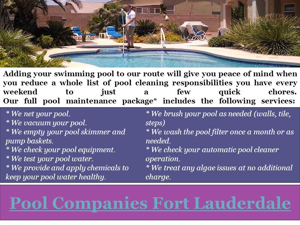 pool cleaner company. 3 Pool Companies Cleaner Company R