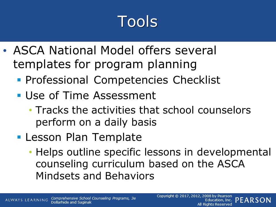 Comprehensive School Counseling Programs K 12 Delivery Systems In