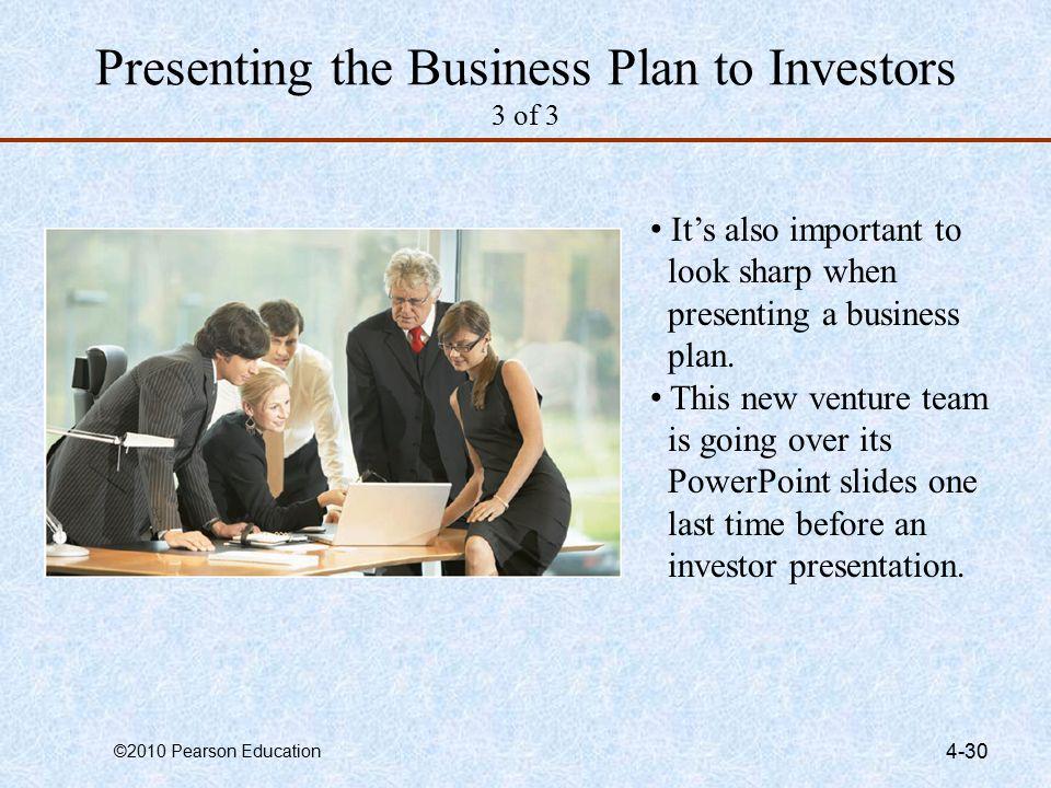 pearsons investor presentation
