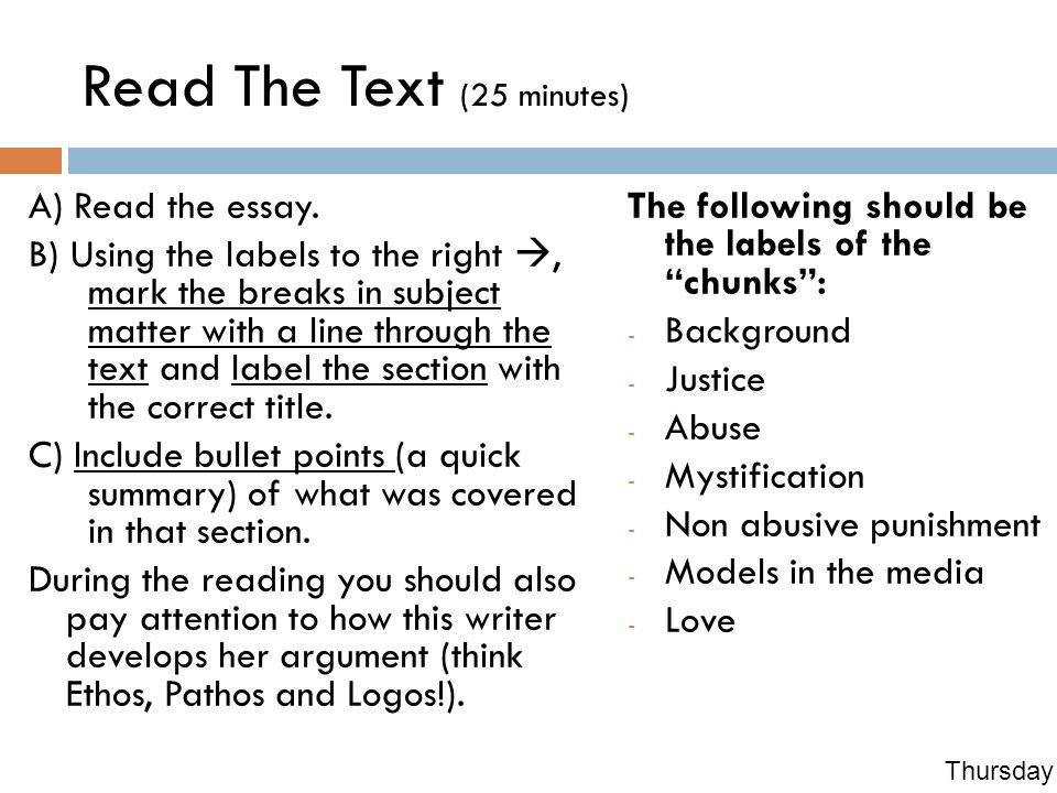essay practice teaching wisdom Description