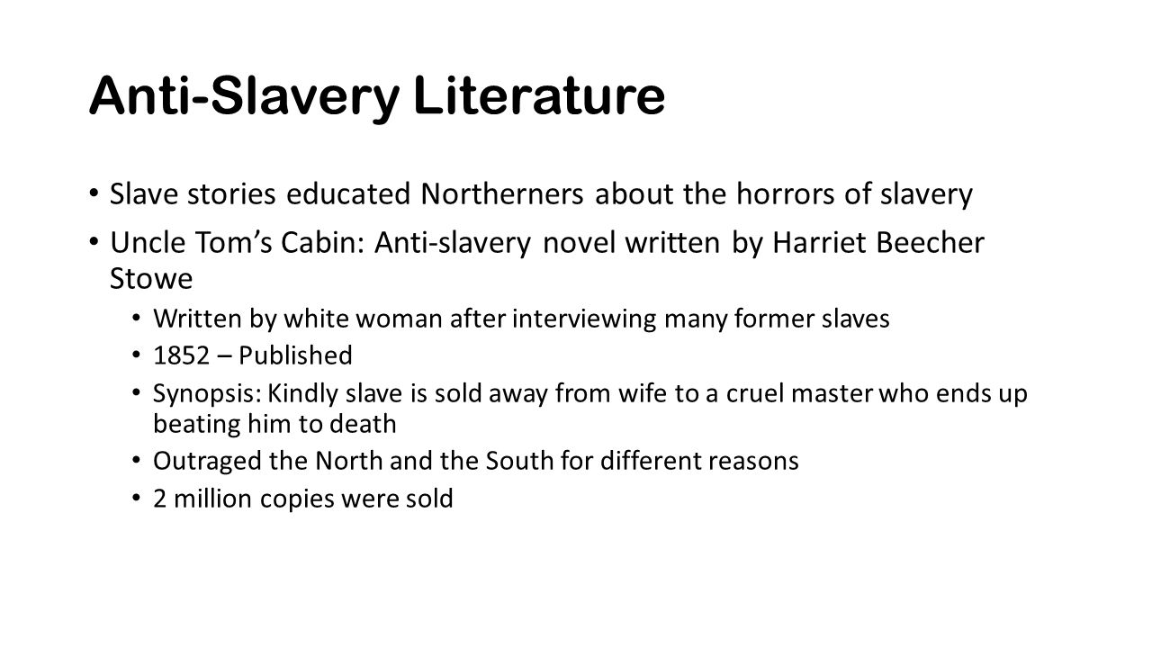 a summary of chapters 18 33 of uncle toms cabin an anti slavery novel by harriet beecher stowe