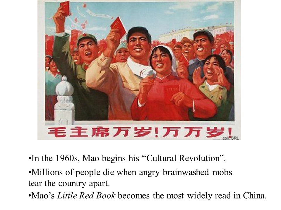 mao zedong and the cultural revolution