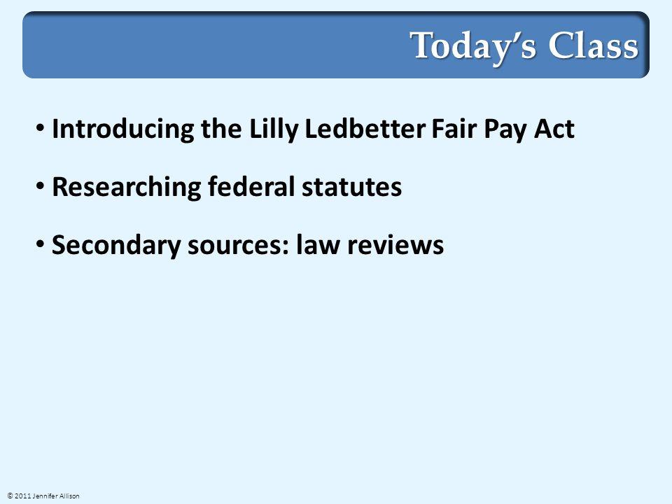 Lilly ledbetter fair pay act essay