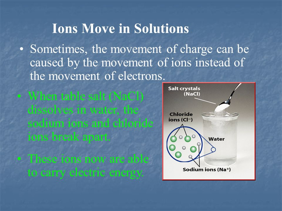 In solids, static charge is due to the transfer of electrons between objects.