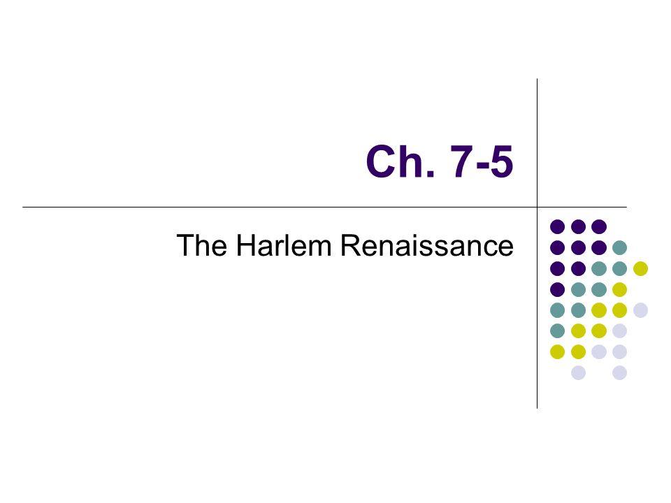 How did the Harlem Renaissance impact America?