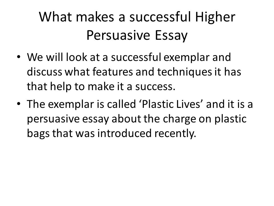 what makes a successful career essay Free essay: the reasons why people succeed in their careers are probably as numerous as the number of successful people when we begin to think about the.