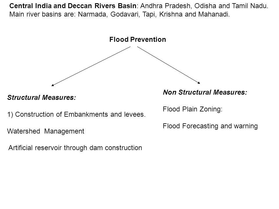 Central India and Deccan Rivers Basin: Andhra Pradesh, Odisha and Tamil Nadu.