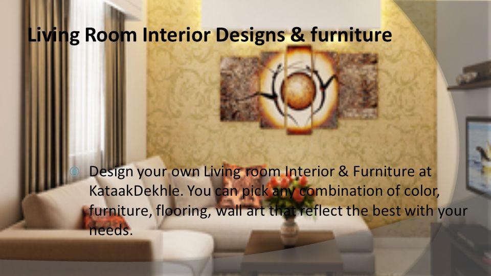 Online Home Decor - Interior Designer & Furniture - KataakDekhle ...