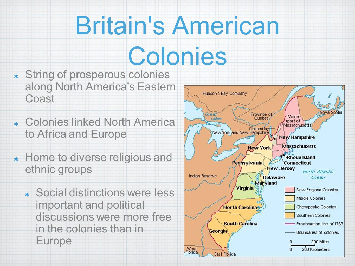 diverse purposes of england s american colonies What were the diverse purposes of england's american colonies and how were those purposes altered in the early years of settlement 30,614 results.
