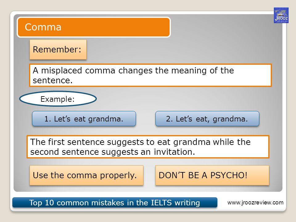 Top 10 common grammar mistakes ppt download 17 top stopboris Gallery