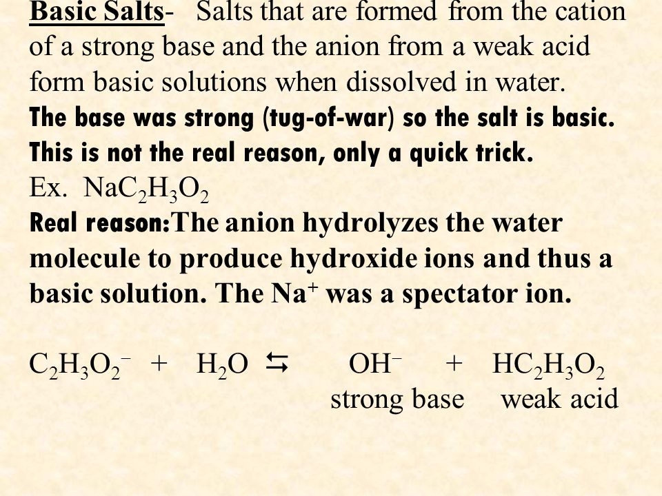 ADVANCED PLACEMENT CHEMISTRY ACIDS, BASES, AND AQUEOUS EQUILIBRIA ...