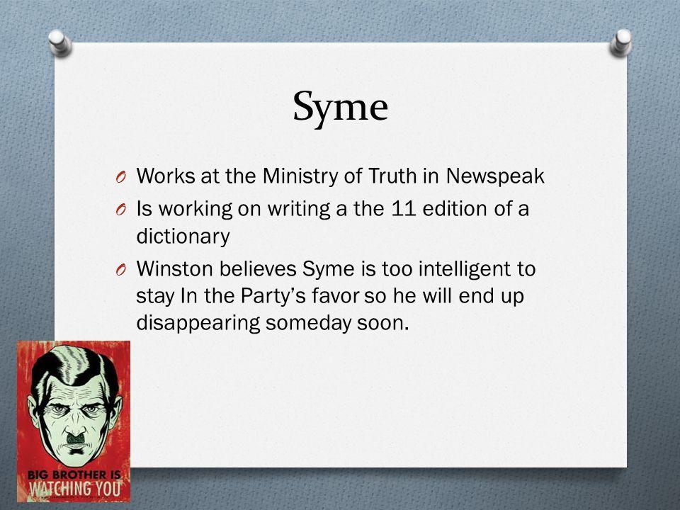 newspeak 1984 essay