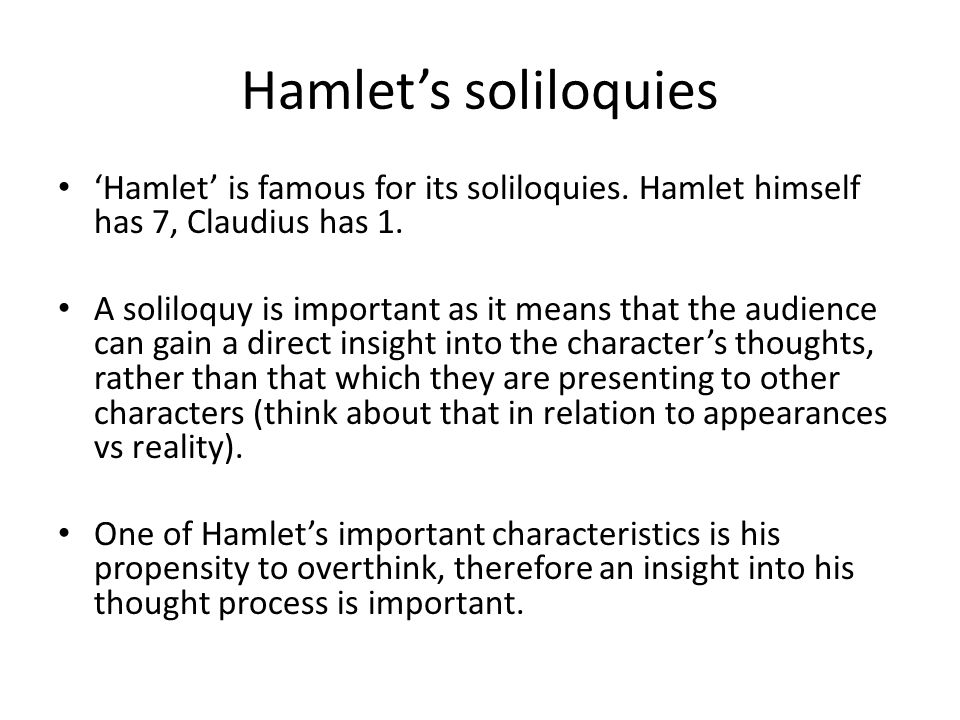 hamlet essays about claudius