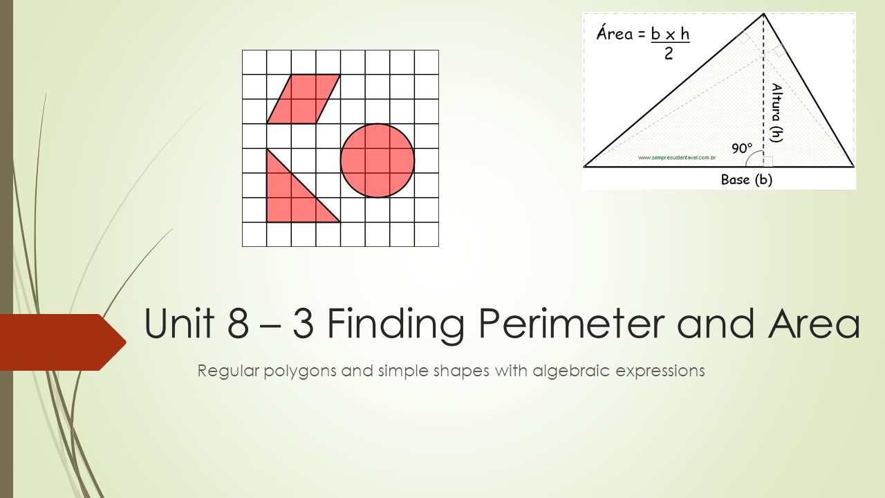 misconceptions on how to find area and perimeter Teaching area and perimeter should be a hand on, problem solving experience check out this post with area and perimeter lessons and activities plus some of the misconceptions that can get in the way of student learning.