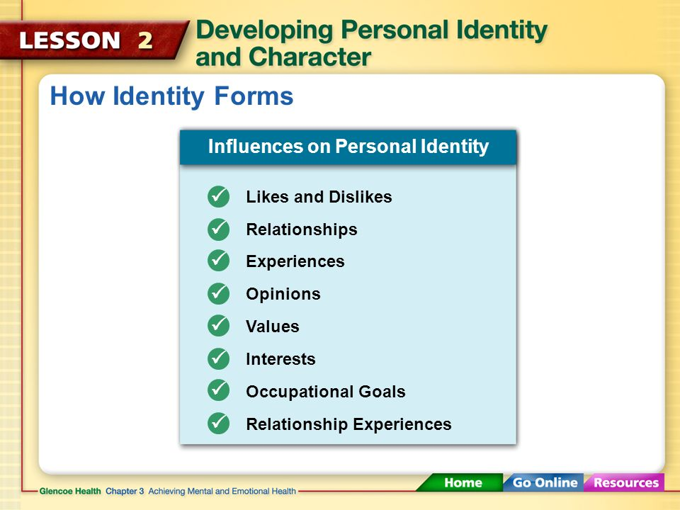 Recognize Your Strengths and Weaknesses To begin to understand your identity: Analyze your strengths and weaknesses.