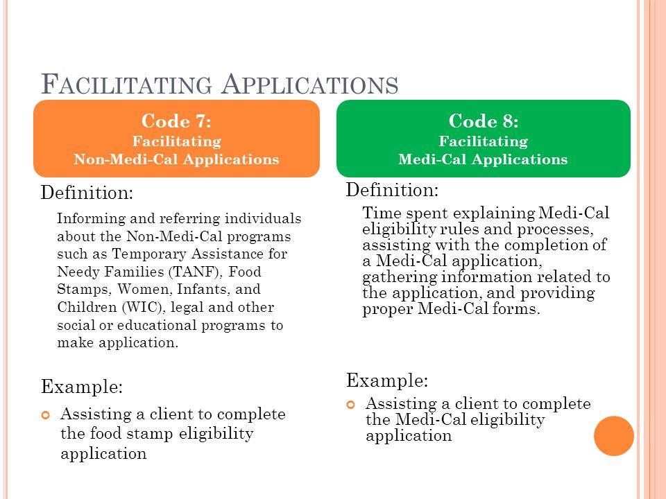 medical program application