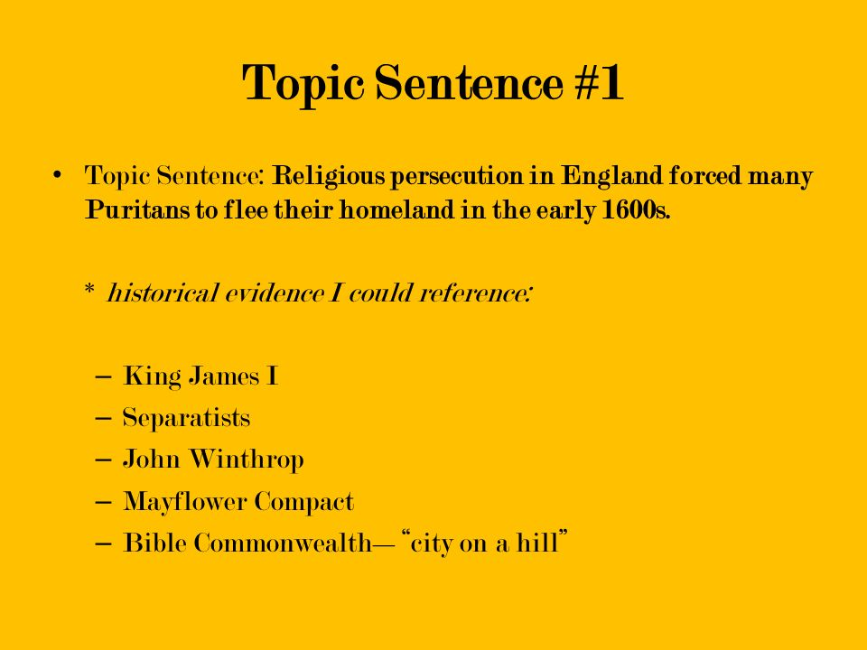 good thesis and puritan Get an answer for 'thesis young goodman browni am trying to write a thesis statement for a thousand word essay onyoung goodman brown i want to write about how the.