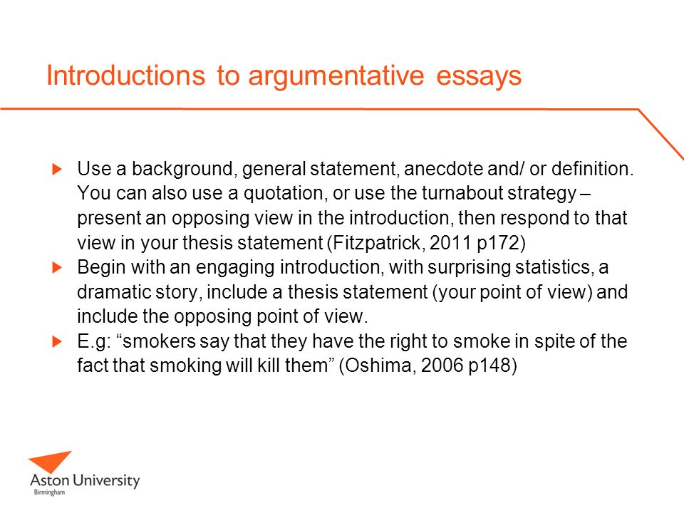 definition argument essay examples