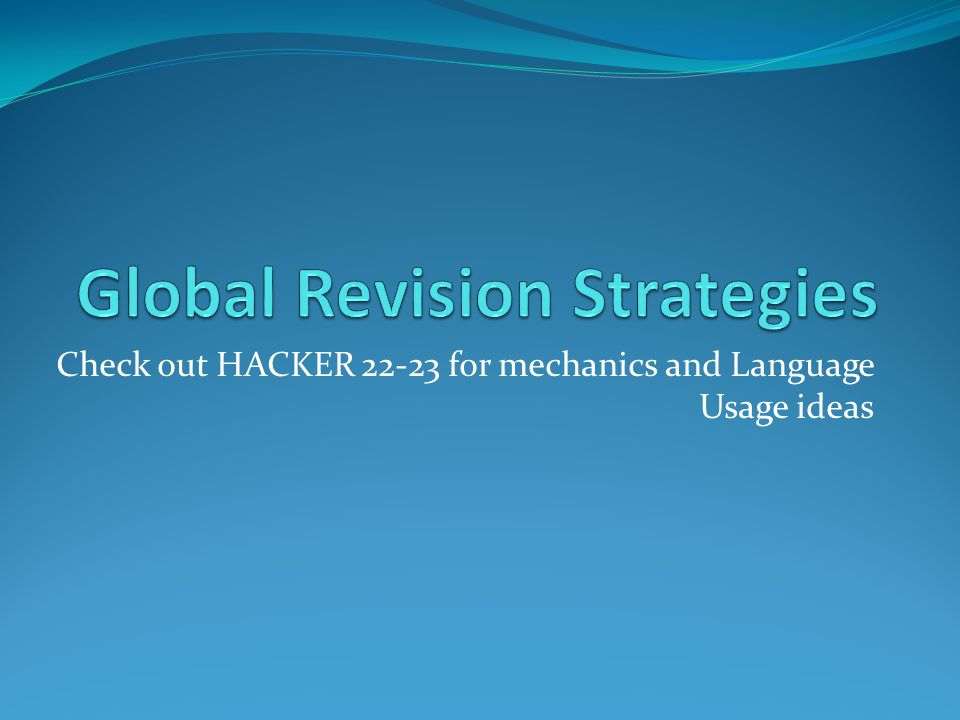 presentation or essay on hacking Chapter 1 introduction to ethical hacking in this chapter understanding hacker objectives outlining the differences between ethical hackers and malicious hackers.
