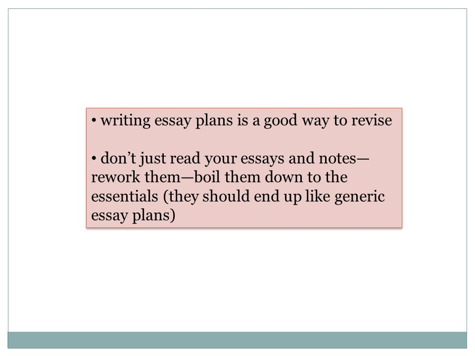 Good ways to end an essay