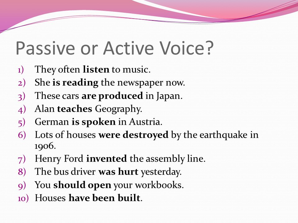 can you use passive voice in a research paper Apa style encourages using the active voice over the passive voice apa style prefers that you foreground research and not the researchers conducting the research using third-person point of view in apa style unless you are specifically referencing research you have conducted yourself or with other researchers, you should aim to stay in the.