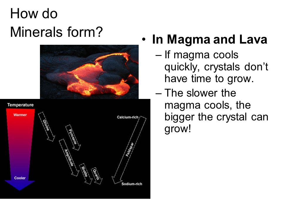 Formation, Mining, and Use of Minerals Cornell Notes Page ppt download