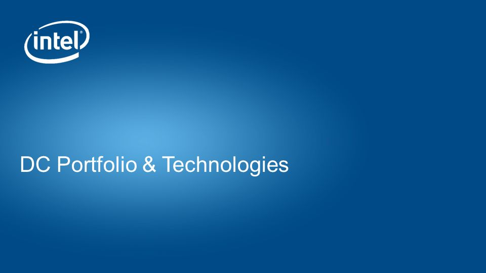 Placeholder Footer Copy / BU Logo or Name Goes Here DC Portfolio & Technologies