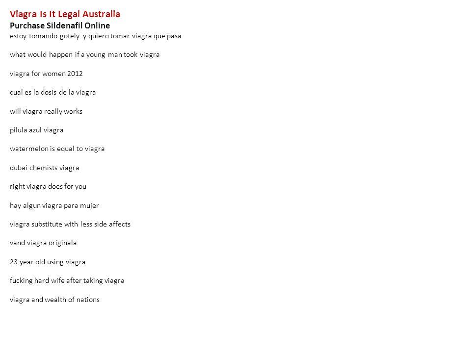 viagra is it legal australia purchase sildenafil online estoy