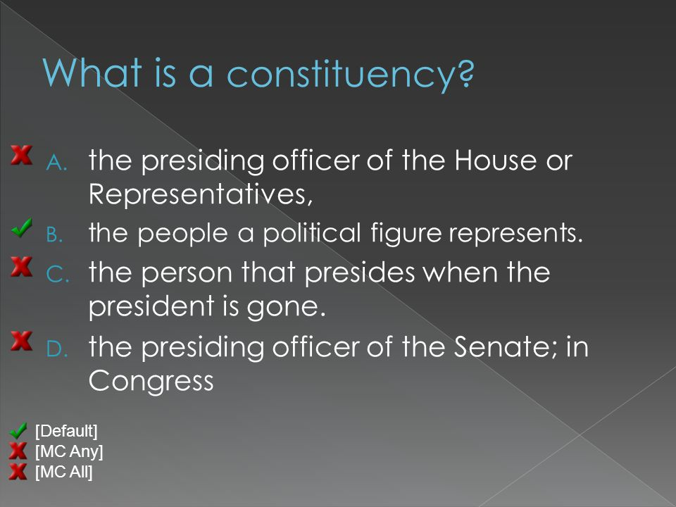  Writing of the bill  Committee –the committee can choose to do one of the following.