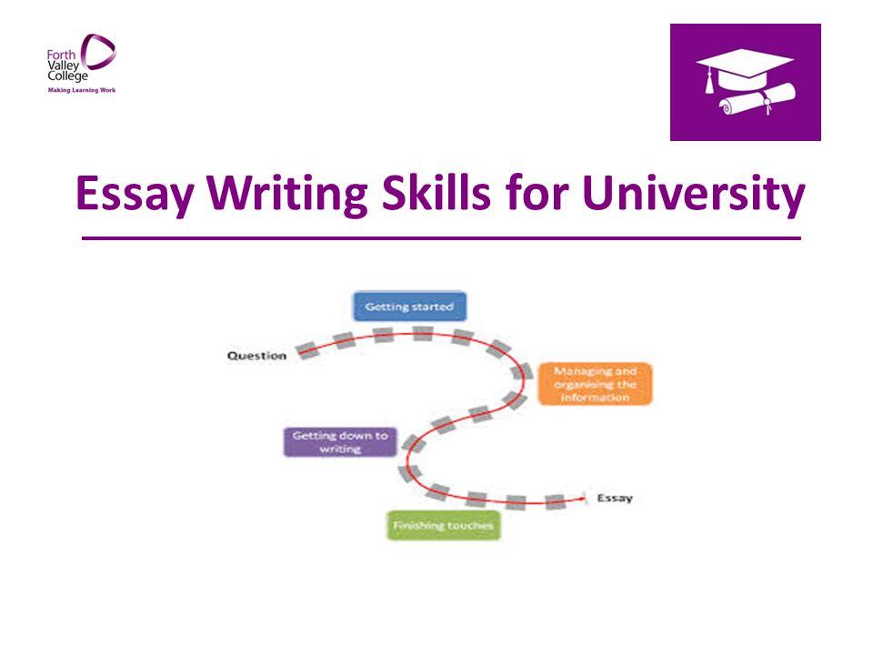 Improve your essay