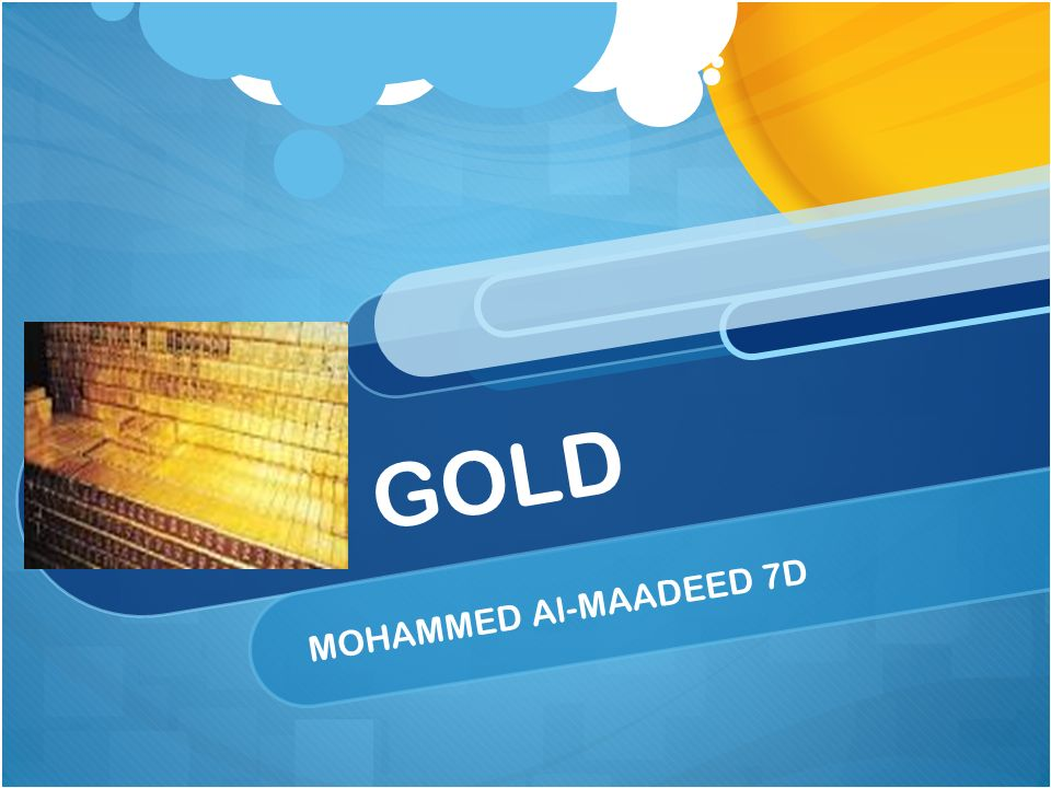 Gold mohammed al maadeed 7d gold symbol compound atomic mass 1 gold mohammed al maadeed 7d urtaz Image collections