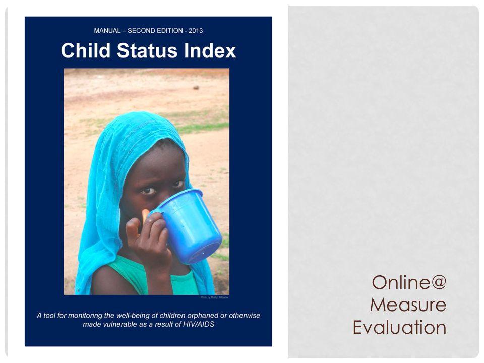 Online@ Measure Evaluation