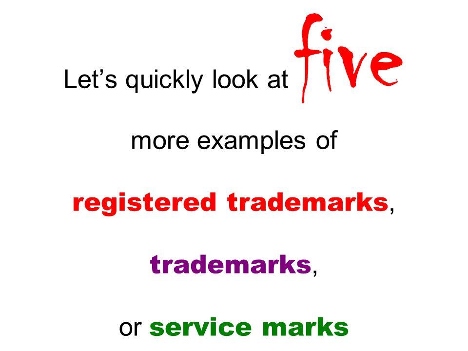 Trademark Law Mr Lushenko Trademarks Registered Trademarks Service