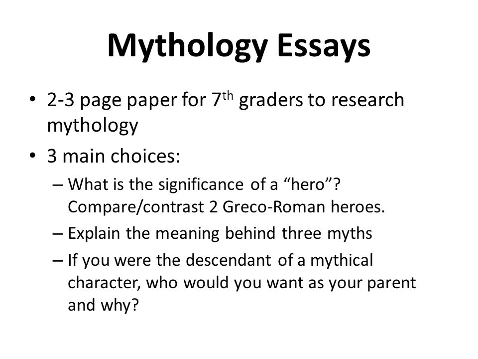 active cultural projects for the latin classroom christopher  15 mythology essays