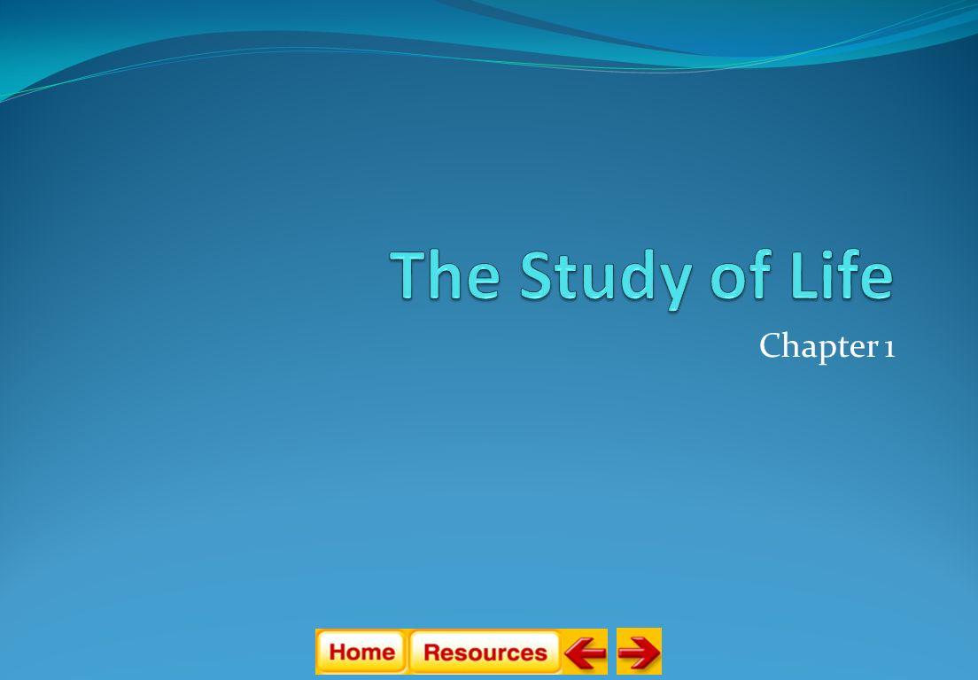 study of life