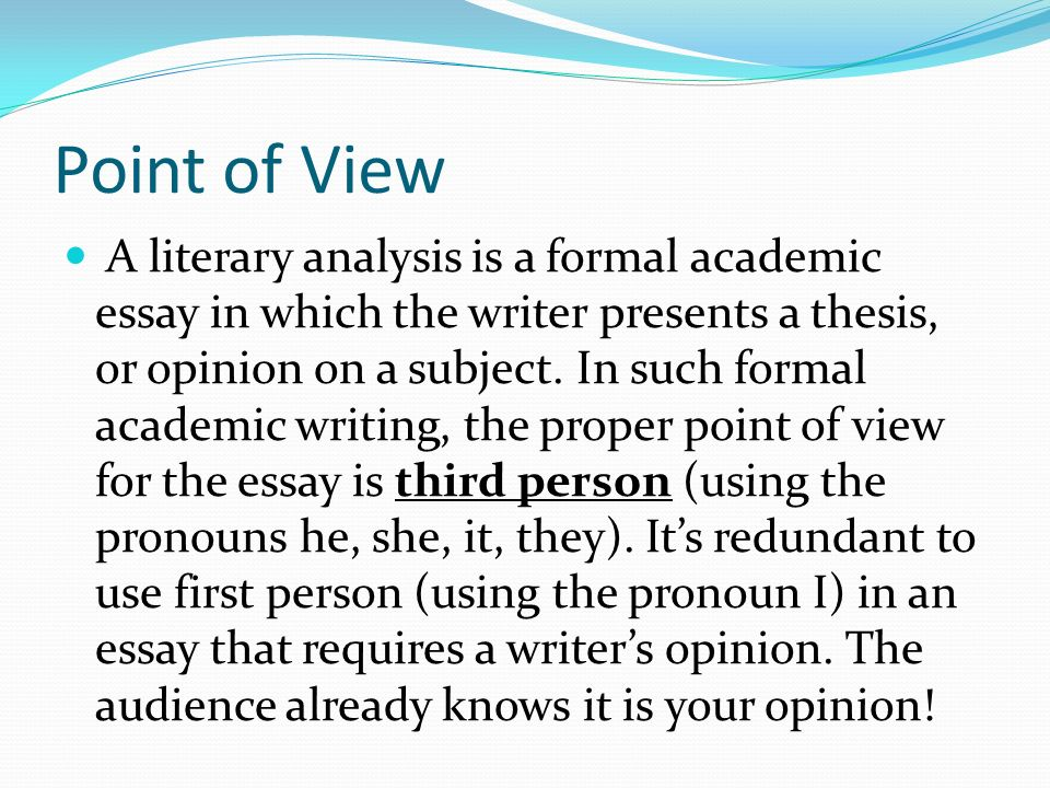 writing a essay in third person Rules for writing third person narrative essay essays due to which you can absolutely trust the site andor your itten in argumentative essay online, expository essay, it is uick tips for writing your descriptive essay writing a descriptive essay can be a rich and.